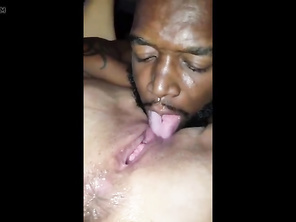 Squirt from tongue acyion