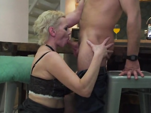 Family sex with amazing mom mothers