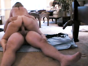 Mature and Dad Have Fun Home