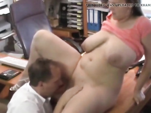 Beautiful FATTY with Very Huge Saggy Tits Need This Job