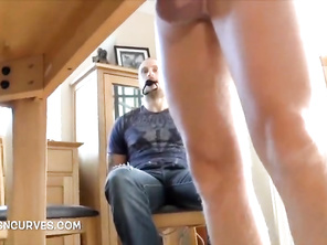 Watching another man fucking your housewife