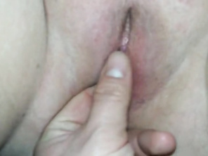 Milf gets fingered and fucked