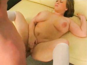 Slut Bbw Young with huge tits loves to fuck all the time-3