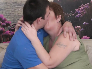 Mom sex with huge mommy mother and son