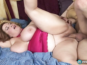 Stay tuned for Christine's first hardcore scene.