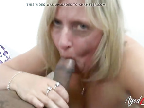 AgedLovE Hardcore Sex with Mommy Melons Marie
