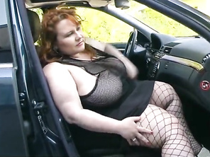PLUMP In car
