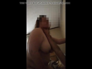 THICK MILF RIDING HUGE TITS