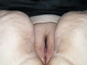 Part 1 White FATTY being slut for BBC