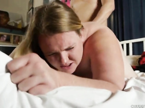 Sexy fatty honey loves to suck and fuck a lucky chap