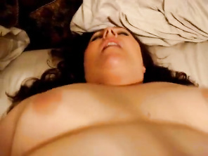CHUBBY Kelsie fucked swallow and facial