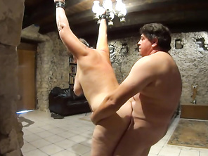 Sex Torture Suzi Hung For Use.