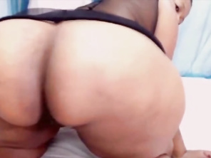Huge Booty Brown with Bbw Hairy Vagina