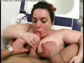 French CHUBBY Annabelle analfucked