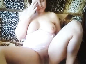 Bbw young on cam