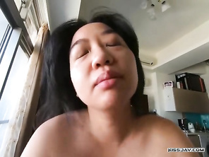 Tinder Date with a Bbw Asia Girl