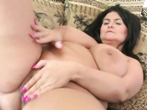 Beauty Huge Mom Mature with Perfect Curvy Body