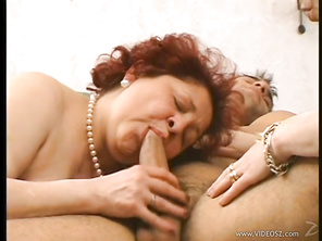 Anica is only one for the grannies who will be participating in this final scene, that looks to be like an orgy, at the retirement home with big fat old ladies sharing one guy's dick during a blowjob and you'll also witness a bisexual licking of an old ha