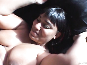 She gets some one on one action that has her ass getting squished and fondled during the fucking.